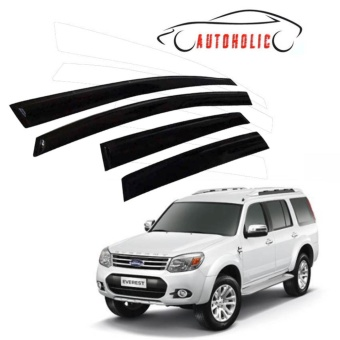Door Visor for Ford Everest 2012 to 2015 Price Philippines
