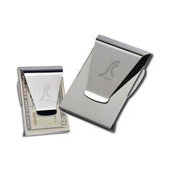 Double Sided Slim Clip Money Clip - picture 2