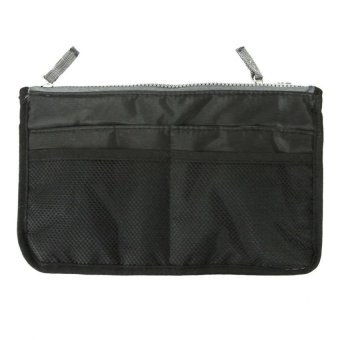 Dual Bag in Bag Organizer (Black)