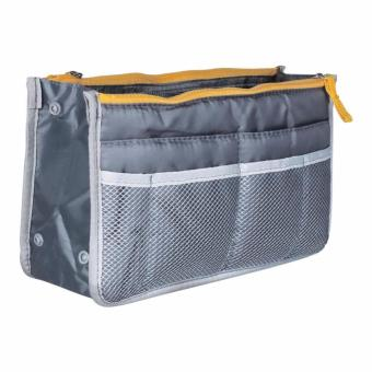 Dual Bag in Bag Organizer (Gray)