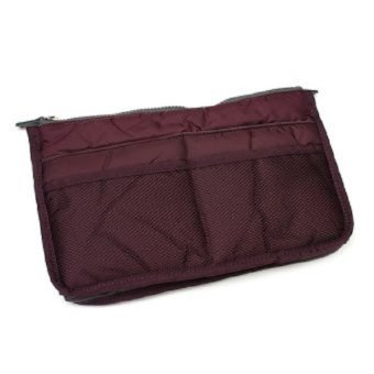 Dual Bag in Bag Organizer (Maroon)