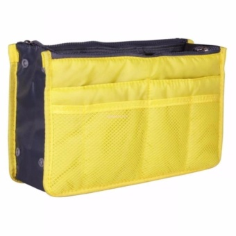 Dual Bag in Bag Organizer (Yellow)