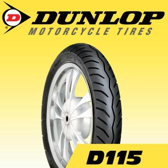Dunlop Tire D115 80/80-14M 43P Tubeless Motorcycle Tires