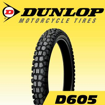 Dunlop Tire D605 4.10 - 18 59P Tubetype Motorcycle Tires