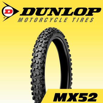 Dunlop Tire MX52 100/90 -19 57M Tubetype Motorcycle Tires