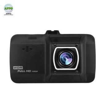 DVR FH01 1080P HD Vehicle Data Recorder Car DVR Night Vision GadgetBox Dash Camera (Black)