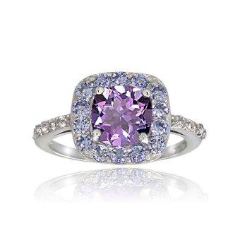 E&E Bright Star Women's Ring SY-102 - 2