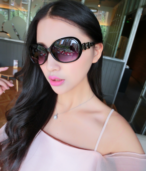 Elegant retro female New style sunglasses sun glasses