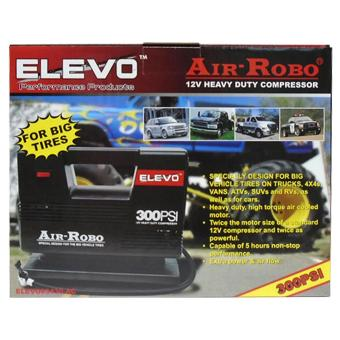 Elevo air compressor 300 psi