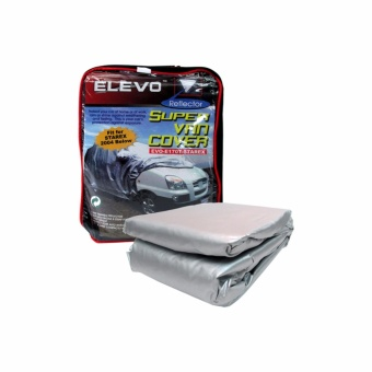 Elevo Silver Car cover For Old Starex Price Philippines