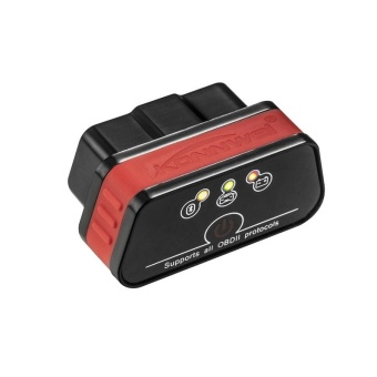 ELM327 OBD2 II iCar 2 Car Diagnostics Scanner Bluetooth for AndroidPC BR - intl Price Philippines