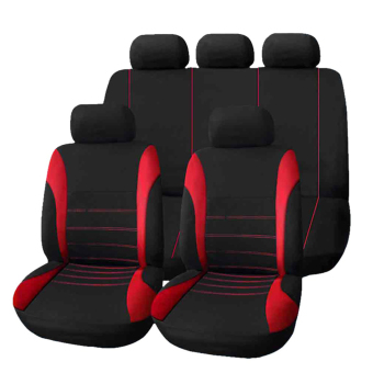 ERA Universal Car Seat Cover Complete Seat Crossover Automobile Interior Accessory - intl Price in Philippines