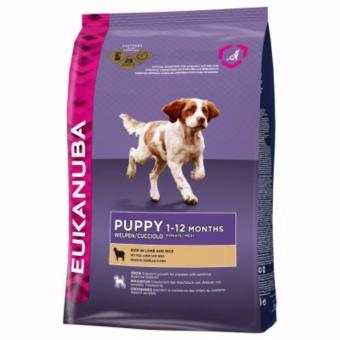 Eukanuba Lamb & Rice Adult 2.5Kg