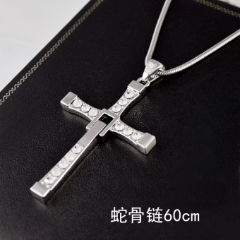 European and American passion men's necklace