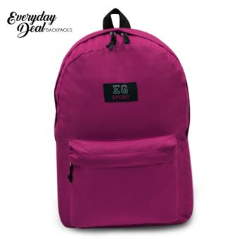 Everyday Deal Marion Unisex School Backpack Casual Daypack Bag Price Philippines