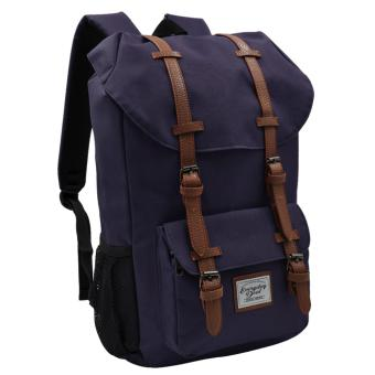Everyday Deal Travel Laptop Backpack (Violet)