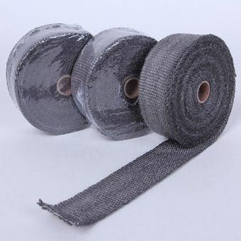 Exhaust Pipe Heat Wrap Tape For Car Truck Intercooler Insulation Design Useful - intl
