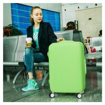 Extra Thick Suitcase Protective Anti-Scratch Luggage Cover (S 18into 20in) - 2