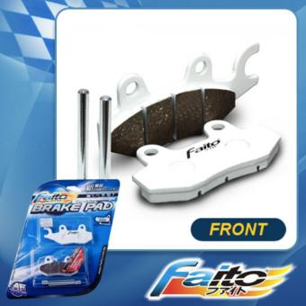 Faito Street Sport Racing Disc Brake Pad Kawasaki Fury 125 Front