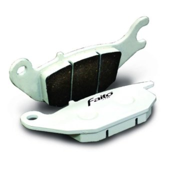 Faito Street Sport Racing Disc Brake Pad Suzuki Raider 150 Rear