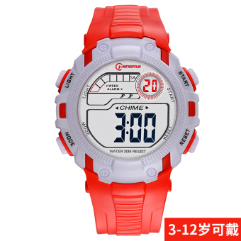 FAMORY waterproof young student's sports electronic watch Children's Watch