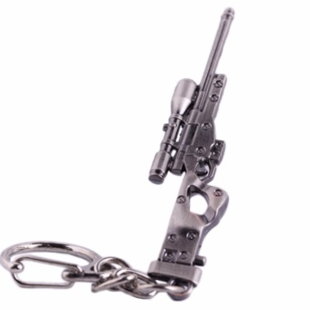 Fancyqube CSGO Weapon AK47 Pendant Keychain - intl Price Philippines