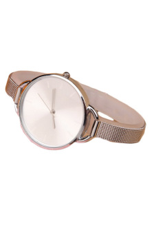Fancyqube European And American Retro Steel Men's Watches For WomenSilver