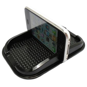 Fancytoy Black Car Dashboard Sticky Pad Non Slip Mat Gadget Mobile Phone GPS Holder - 5