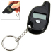 Fancytoy Keychain LCD Digital Tire Tyre Air Pressure Gauge For CarTruck Motorcycle
