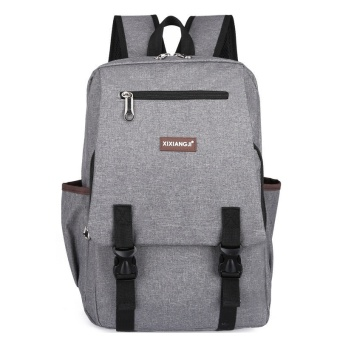 Fashion School Backpack Women Children Schoolbag Back Pack Leisure Ladies Knapsack Men Laptop Travel Bags for Teenage Girls Boys - intl