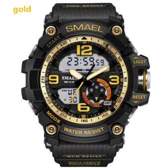 Fashion Water-resistance Watches for Children Casual Kids Watch Students Watch Boys Girls Outdoor Sports Watch Christmas Gift Watch - intl