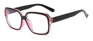 Female mobile phone computer eye protection flat mirror radiation glasses
