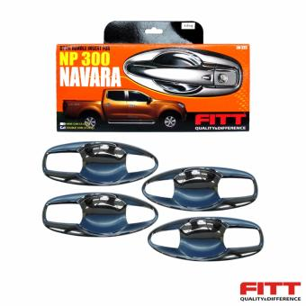 Fitt Door Handle Insert (4 Pcs/Set (30-223) For Nissan Navara 2014
