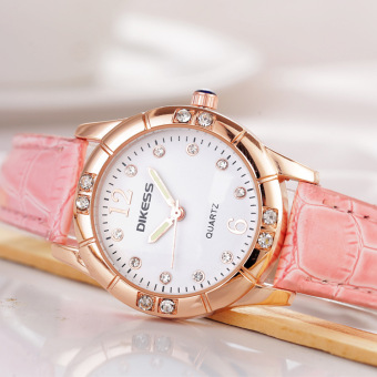 Five-star fashion flower student watch women's watch