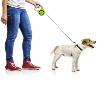 Flexi Explore Retractable Dog Leash Pink - 3
