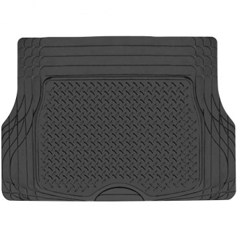Floorguard PVC/NBR Trunk Mat 1pc, Black #FM-1728-PS-BK Price Philippines
