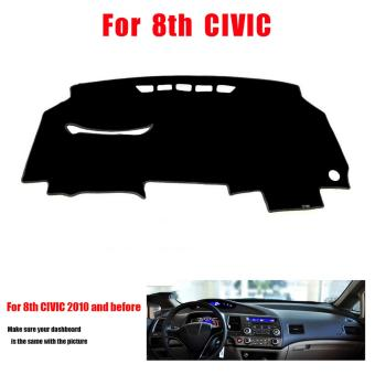 Fly5D Dashboard Cover mat DashMat For Honda Civic series 2006-2010year (Intl)