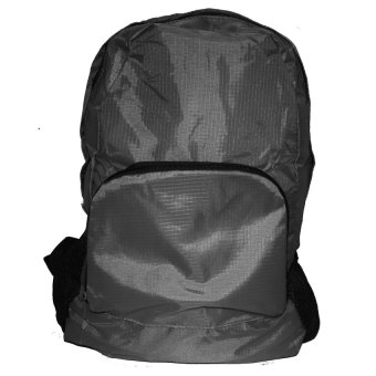 Foldable Bag Pack (Gray) product preview, discount at cheapest price