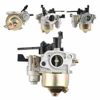 For HONDA GX160 5.5HP GX200 Engine Motor Generator Gasoline Carburetor Carb Kit - intl
