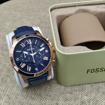 Fossil fs5151fs5061 New style Fossil men's watch