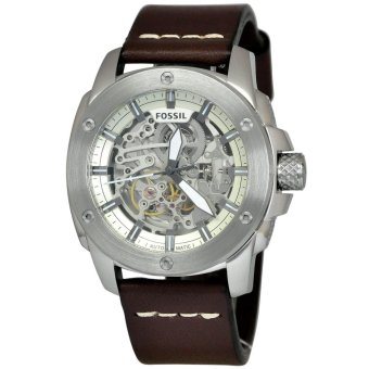 Fossil Modern Machine White Dial (ME3083) - intl Price Philippines