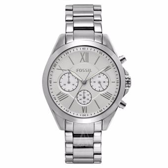 Fossil Women's BQ1744 Silver-Tone Stainless Steel Watch