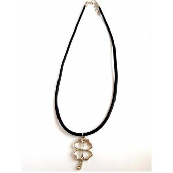 Four-Leaf Clover Choker Necklace Price Philippines