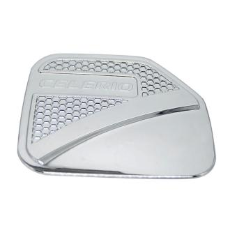 Gas Tank Chrome Cover for Suzuki Celerio 2016