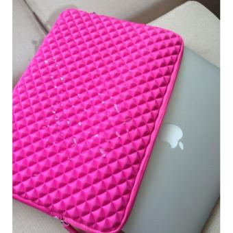 GEARMAX Shockproof Laptop Sleeve Case for Apple MacBook 15.4 InchPink - intl - 4