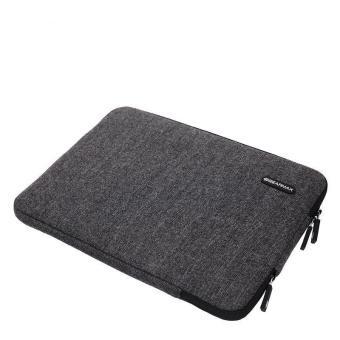 GEARMAX/WIWU Felt Shockproof Laptop Bag Sleeve 15.6 inch Black - intl - 2