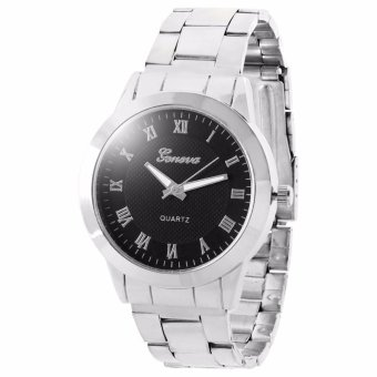 Geneva Audrey Women's Stainless Steel Watch