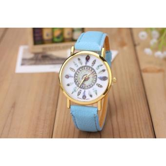 Geneva Full Face Dream Catcher (Baby Blue)