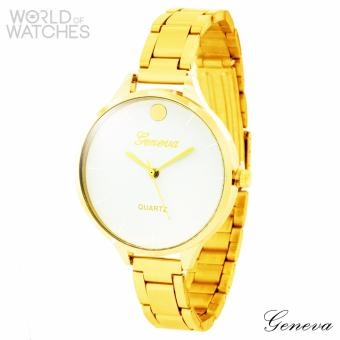 Geneva Sky Stainless Steel Watch