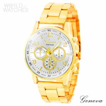 Geneva Sophie Women's Stainless Steel Watch